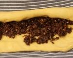 Орехово-шоколадова плънка за козуначено руло 3