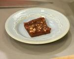 Брауни с течен шоколад 5
