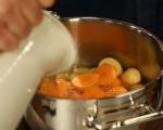 Унгарска зеленчукова яхния (Фьозелек)