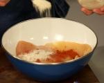 Хрупкаво пилешко с провансалски аромати 2