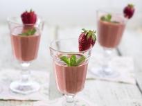 Смути с ягоди и шоколад
