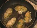Крокети от спанак със сос