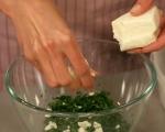 Хлебчета със сирене и магданоз 2