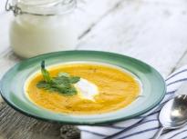 Мароканска супа от моркови