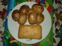 Дупени картофи