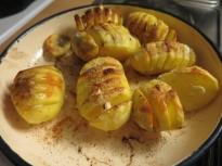 Запечени картофи по шведски
