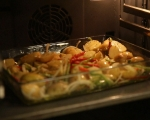 Печени картофи по провансалски 5