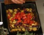 Печени картофи по провансалски 6
