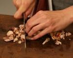 Лазаня с пилешко и спанак 7