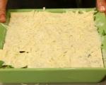 Лазаня с пилешко и спанак 12
