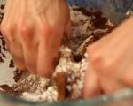 Лесна сладоледена торта 2