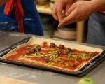 Пица с кюфтета 7