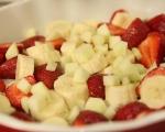 Печени овесени ядки с плодове 4