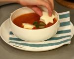 Доматена супа 4