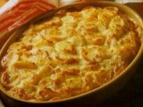 Картофи с четири вида сирена