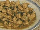 Пиле с чесън по китайски