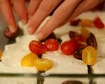 Козе сирене с домати на фурна 2