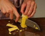 Пълнени тиквички със зеленчуци 2