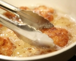 Студена супа с топло пиле 10