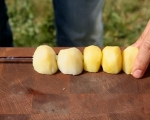 Картофи на шиш 5