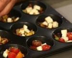 Минифритата с царевица и домати 8