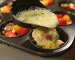 Минифритата с царевица и домати 9