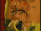 Рулца от бяла риба