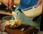 Лятна салата с мортадела 4