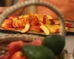 Тарт с нектарини и бадемов крем 5