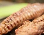 Мариновано в малинов сос свинско на грил 5