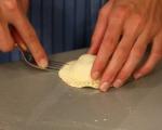 Пай с малини и крем сирене 8