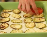 Тиквички с домати и ориз на фурна 7