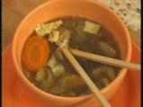 Зеленчукова супа с яйца