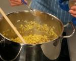 Студена царевична супа 4