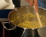 Студена царевична супа 5