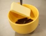 Шоколадови тарталети с боровинки 2