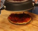 Обърнат доматен тарт 7
