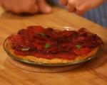 Обърнат доматен тарт 9