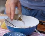 Печени патладжани със сос от чушки 3