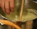 Магданозена супа с топчета 8
