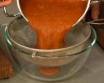 Супа от печени чушки 5