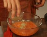 Патладжанени рула със спагети 10