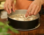 Солен кекс със зеленчуци 7