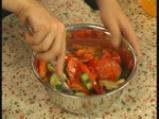 Италианска зеленчукова салата 2