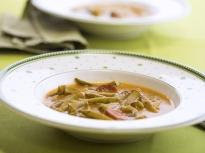 Гъста супа с бамя