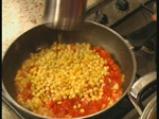 Пълнени картофи с царевица 2