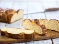 Швейцарски сплетен хляб