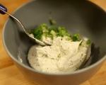 Яйчено руло с крем сирене и луканка 7