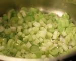 Пилешка супа с гъби и праз 6