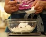 Кекс с круши и ванилов сос 3